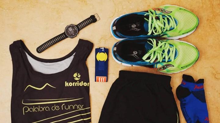 Checklist para correr una maratón: prepara todo bien la noche antes
