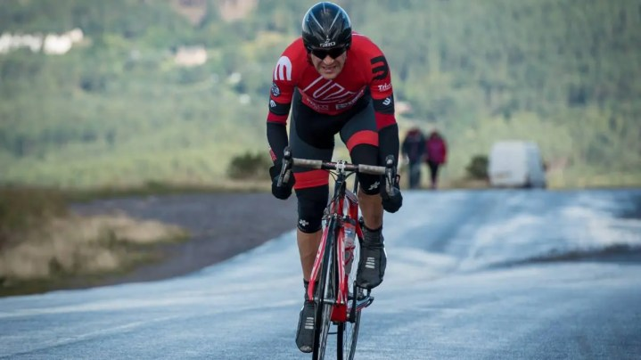 Cómo salir de la zona de confort en ciclismo