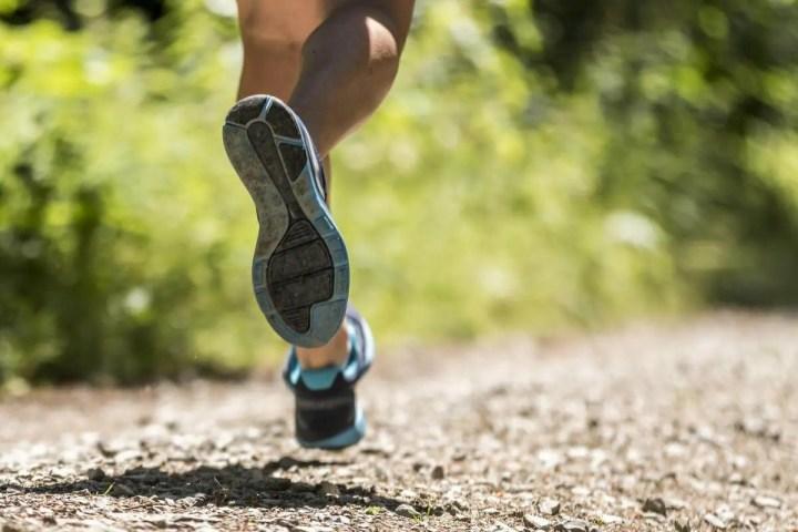 Cómo cuidar tus pies al correr
