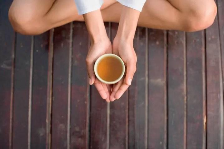 Riesgos de tomar té de jengibre durante el embarazo