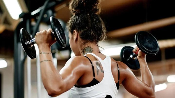 Los mejores ejercicios para fortalecer la espalda superior