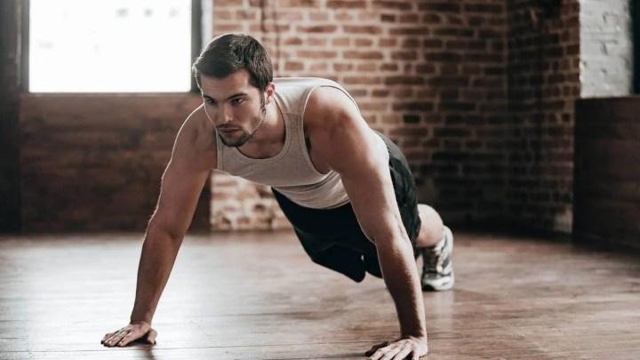 algunas rutinas de entrenamiento para hombres