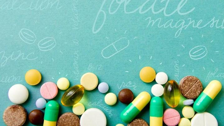 Ingredientes que deben contener todos los multivitamínicos