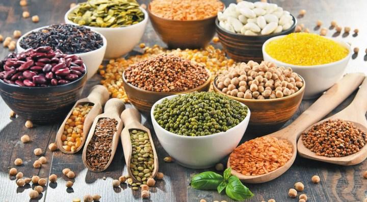 Las legumbres más saludables para el organismo