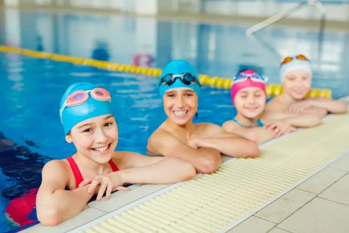 Consejos de seguridad en natación para niños