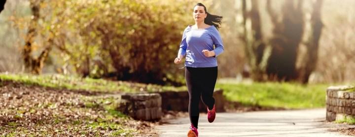 Qué peso es el ideal para practicar running