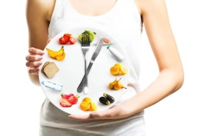 Establecer horario de comidas durante periodo de confinamiento