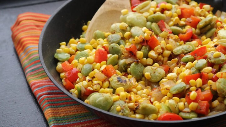 Las mejores recetas con verduras congeladas