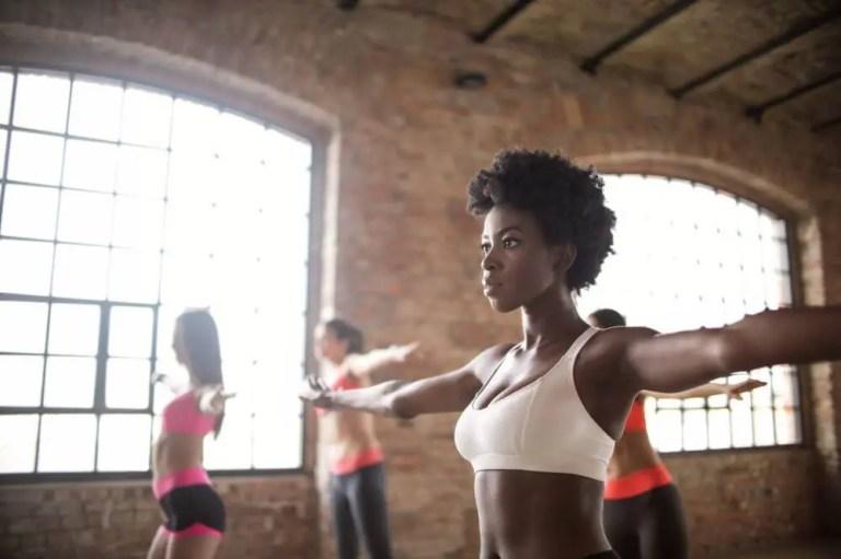 definición baile aeróbico