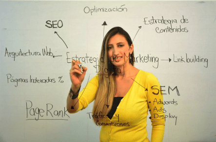 Curso Marketing digital - isabel insuasty