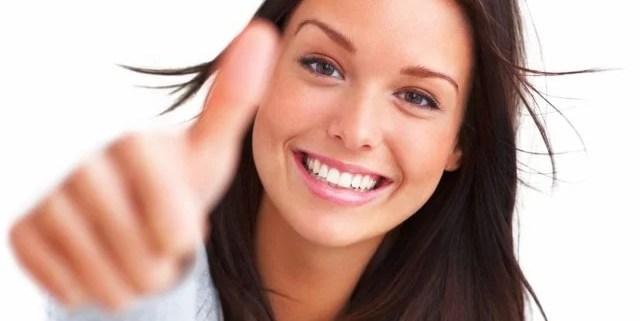 Proceso clienta satisfecha excelencia en el servicio