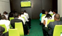 Football Viewing Centre Business