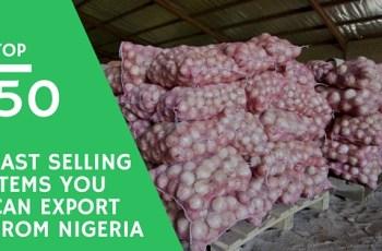 Export Business in nigeria