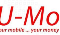 U-Mo Mobile Money e-wallet