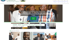 NDDC Skill Acquisition Training Programme