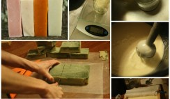 herbal soap making business