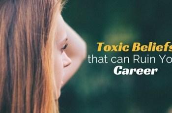 ruin your career