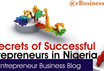Secrets of Successful Entrepreneurs