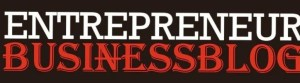 Entrepreneur Business Blog Logo