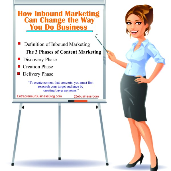 Inbound marketing for entrepreneurs