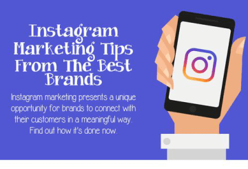 Instagram marketing for best brands