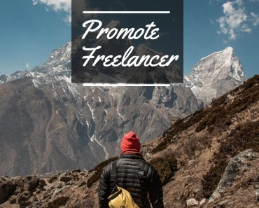 How experts promote their freelancing business