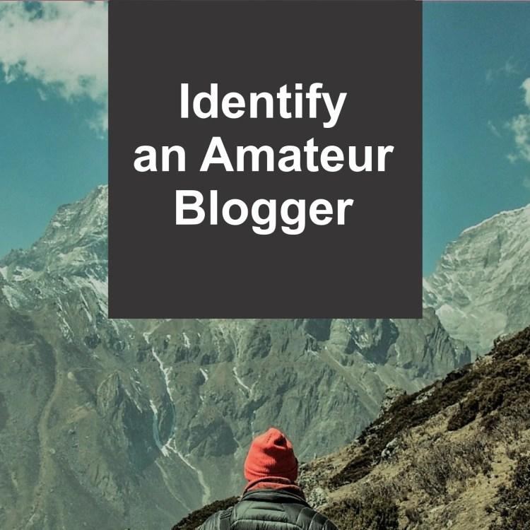 amateur-blog