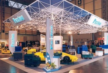 Types of exhibition stands for businesses