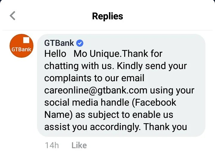 Handle negative comments by social media bashers
