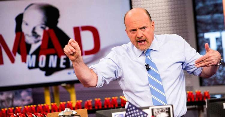 Mad Money with Jim Cramer on CNBC as Best Business TV Show