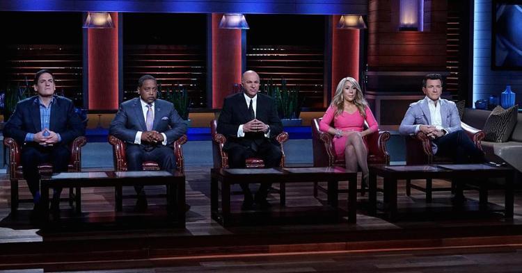 Shark Tank TV Show with Mark Cuban