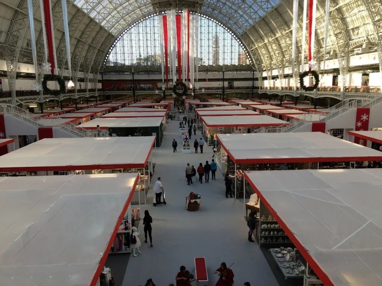 How to win an exhibition stand in UK when you take your business there.