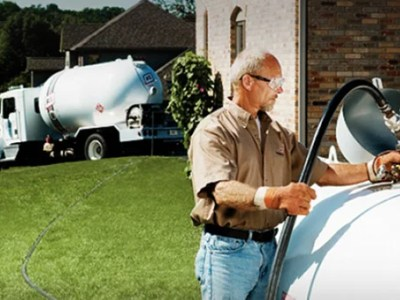 Propane supplier company near you