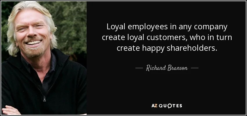 One of the benefits of teamwork is that it increases employee loyalty to a brand