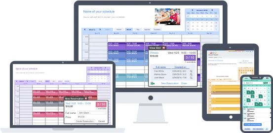 Project scheduling software programs
