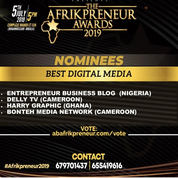 Afrikpreneur