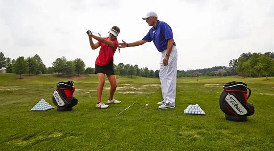 Golf lessons available in Florida