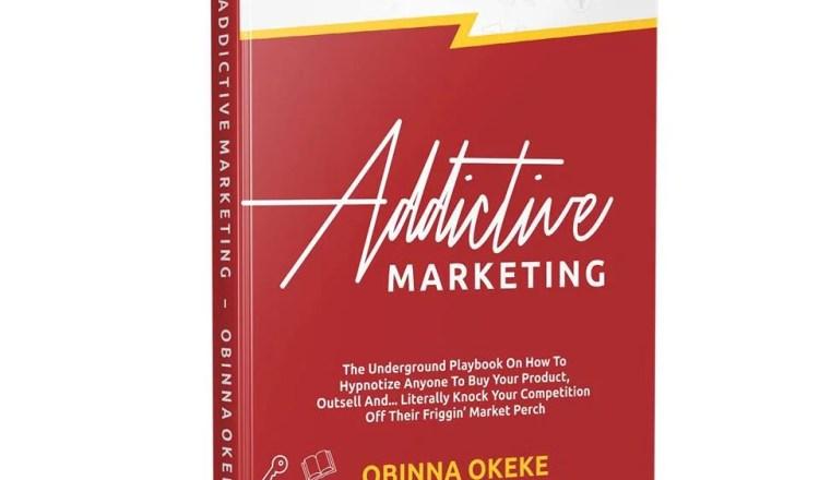 Marketing books by a Nigerian - Obinna Okeke