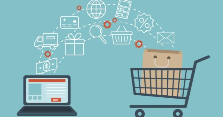 Benefits of e-commerce business compared to traditional business