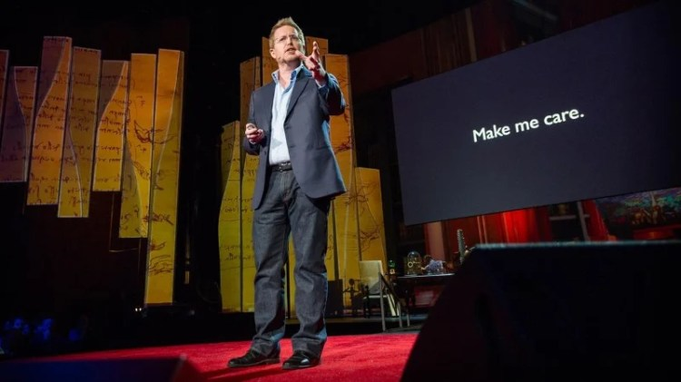 The Clues to a Great Story - Andrew Santon TED Talk