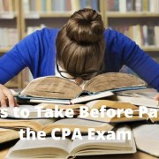 5 Steps to Take Before Passing the CPA Examination