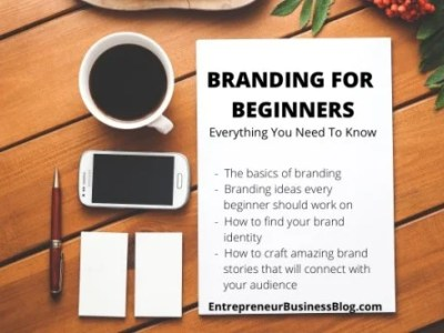 The basics of branding in growing your business.