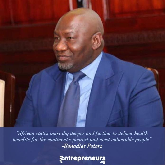Benedict Peters - Life And Business Journey Of The CEO of