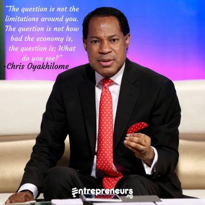 Chris Oyakhilome