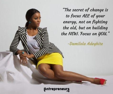 Damilola Adegbite