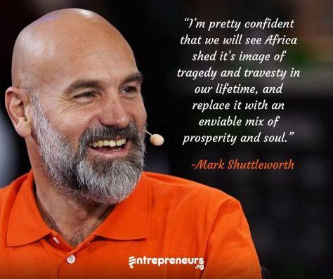 Mark Shuttleworth