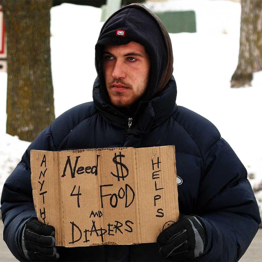 Финляндия безработных граждан