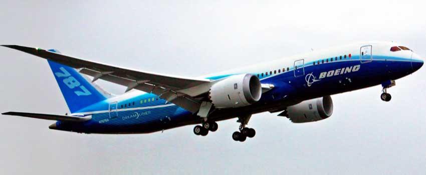 Boeing Merkit sotilas- ja Commercial Aircraft sopimukset Saudi-Arabia
