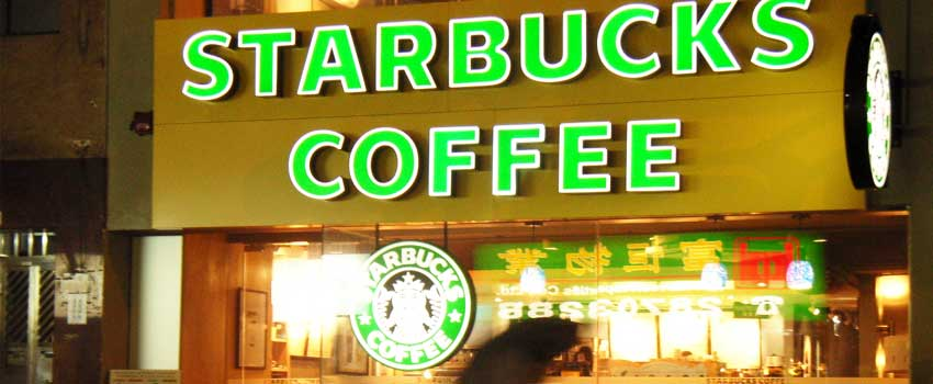 Jury Awards en Starbucks Customer $100,000 til at få Burns fra bestilte kaffe