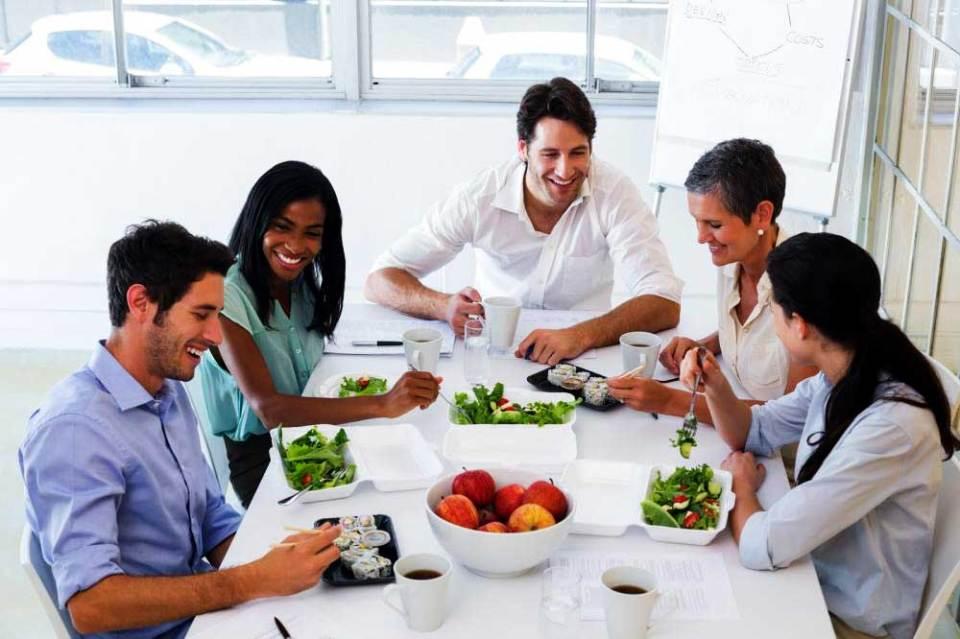 4 วิธีในการส่งเสริมสุขภาพและสุขภาพในสถานประกอบการ